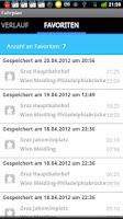 Screenshot of Fahrplan Österreich (Inaktiv)