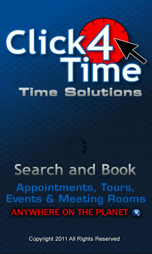 Click4Time Booking Directory
