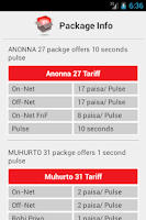 Screenshot of Robi Info 3G