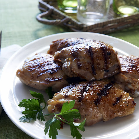Tim Love's Grilled Summer Chicken Thighs