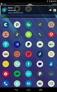 Atran - Icon Pack- screenshot thumbnail