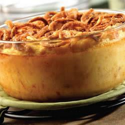 Campbell's Kitchen Baked Corn Casserole
