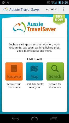 Aussie Travel Saver