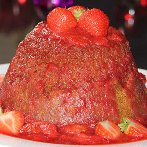 Strawberry Sponge Pudding Recipes | Yummly