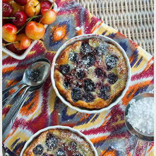 Desserts With Fresh Cherries Recipes