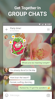 Screenshot of ICQ Messenger