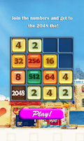 Screenshot of Candy 2048