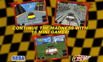 Screenshot of Crazy Taxi Classic™