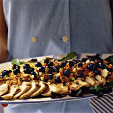 Chicken-Blueberry Salad