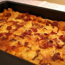 Amazingly Great Pizza Strata