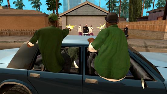 grand theft auto san andreas apk screenshot