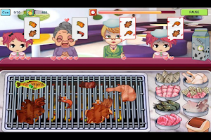Screenshot of Crazy BBQ