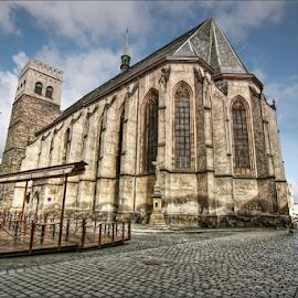 st. Moritz, Olomouc by Irena Brozova - Buildings & Architecture Places of Worship
