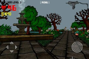 Screenshot of I Love Zombies FREE