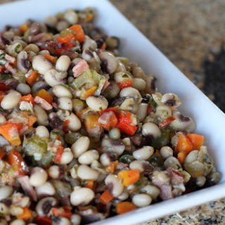 Black Eyed Peas With Turkey Bacon