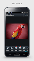 Screenshot of Photobucket: Share Edit Photos