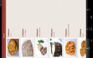 Screenshot of Ossetian cuisine