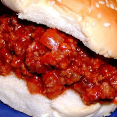 Hot-And-Spicy Sloppy Joes