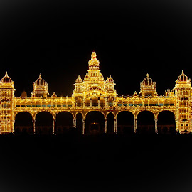 The Incredible India !! by Vasudev Masarakall - Buildings & Architecture Public & Historical ( heritage city, mysore palace )