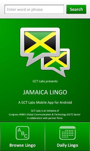 Jamaican Lingo