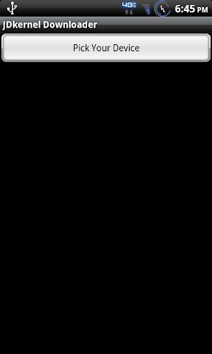 JDkernel Downloader DONATE