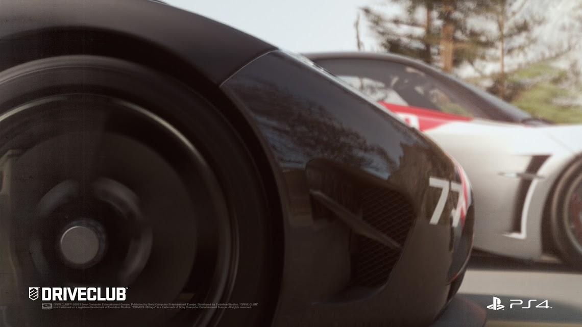 Driveclub delayed, will be worth the wait says Sony