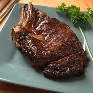 Cajun Rib-Eye Steak