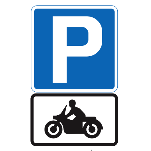 London Motorcycle Parking LOGO-APP點子