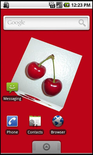 Cherry 3D LiveWallpaper