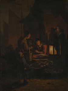 RIJKS: Egbert Lievensz. van der Poel: painting 1664