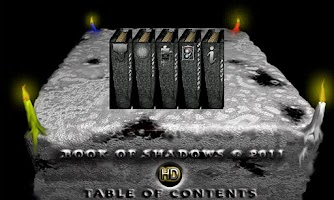 Screenshot of Book of Shadows HD