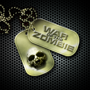 Cover art War of the Zombie