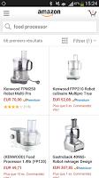 Screenshot of Amazon FR