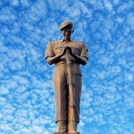 Honour by Manab Das - Buildings & Architecture Statues & Monuments ( sculpture )