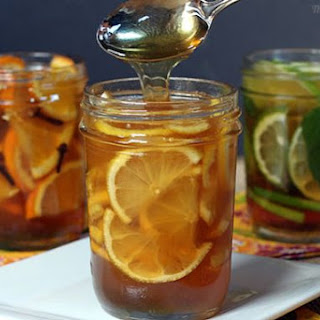 Honey Citrus Syrups