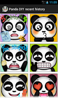 Screenshot of Panda DIY for Chat