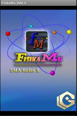 FisikaMu SMA X