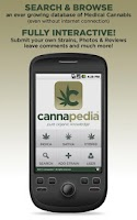 Screenshot of Cannapedia™