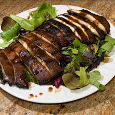 Grilled Portabella Mushrooms
