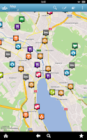 Screenshot of Zurich Travel Guide by Triposo