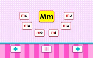 Screenshot of Belajar Membaca - BM