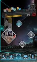 Screenshot of Next Music Widget