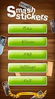 Screenshot of Smash Stickers