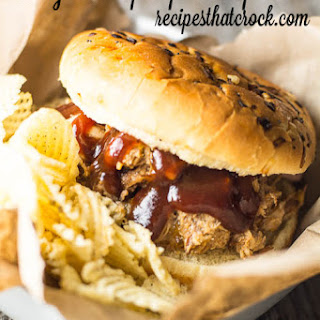 Crock Pot Pork {Pulled}