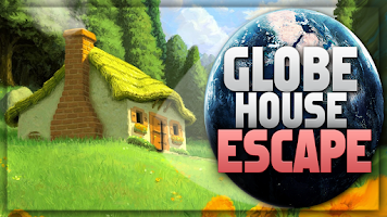 Screenshot of Globe House Escape