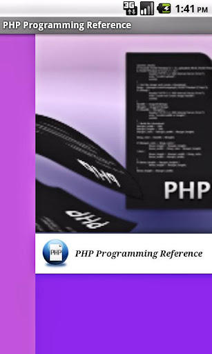 php-programming-reference-free for android screenshot