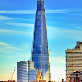The shard by Marco Poli - Buildings & Architecture Office Buildings & Hotels