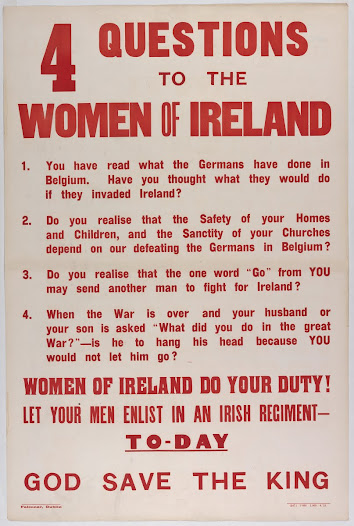 4 Questions to the Women of Ireland