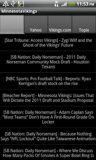 免費下載運動APP|Minnesota Vikings News app開箱文|APP開箱王