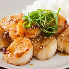 Scallop with Apricot Sauce Recipe | Yummly